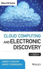 Cloud Computing and Electronic Discovery - James P. Martin