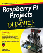 Raspberry Pi Projects For Dummies - Mike Cook