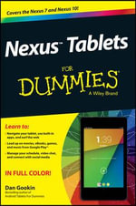 Nexus Tablets For Dummies - Dan Gookin