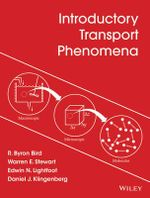 Introductory Transport Phenomena - R. Byron Bird