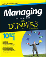 Managing All-in-One For Dummies - Consumer Dummies