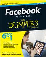 Facebook All-in-one For Dummies(R) - Daniel Herndon