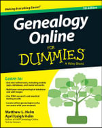 Genealogy Online For Dummies - April Leigh Helm
