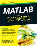 MATLAB For Dummies(R) - Jim Sizemore