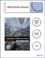 Fundamentals of Building Construction : Materials  and Methods : Sixth Edition - Edward Allen