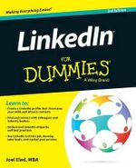 LinkedIn For Dummies - Joel Elad