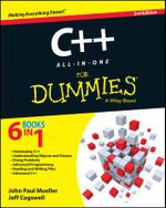 C++ All-in-one For Dummies - John Paul Mueller