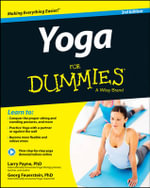 Yoga For Dummies - Larry Payne, PhD
