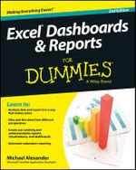 Excel Dashboards and Reports For Dummies - Michael Alexander