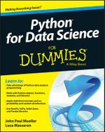 Python for Data Science For Dummies - Zanab Hussain