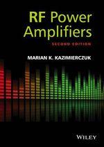 RF Power Amplifier - Marian K. Kazimierczuk