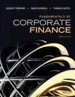 Fundamentals of Corporate Finance - Robert Parrino