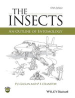 The Insects : An Outline of Entomology - P.J. Gullan