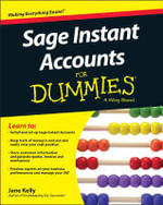 Sage Instant Accounts For Dummies - Jane E. Kelly