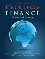 Corporate Finance : Theory and Practice - Pierre Vernimmen