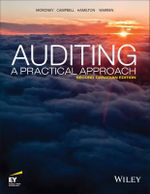 Auditing : A Practical Approach - Moroney