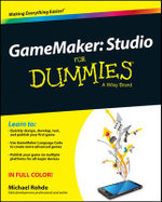 Gamemaker : Studio For Dummies - Michael Rohde