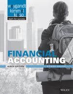 Study Guide to Accompny Financial Accounting - Jerry J Weygandt