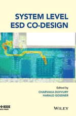 System Level ESD Co-Design : Wiley - IEEE - Charvaka Duvvury