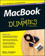MacBook For Dummies - Mark L. Chambers