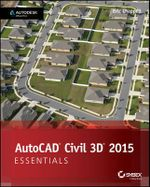 AutoCad Civil 3D Essentials : Autodesk Official Press - Eric Chappell