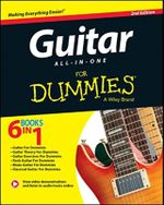 Guitar All-in-one For Dummies : Book + Online Video & Audio Instruction - Hal Leonard Corporation