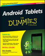 Android Tablets For Dummies : For Dummies (Computers) - Dan Gookin