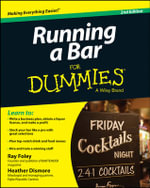 Running a Bar For Dummies - Ray Foley