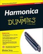 Harmonica For Dummies : Book + Online Video & Audio Instruction, 2nd Edition - Winslow Yerxa