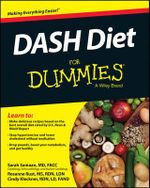 DASH Diet For Dummies : For Dummies - Sarah Samaan
