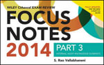 Wiley CIAexcel Exam Review 2014 Focus Notes : Internal Audit Knowledge Elements Pt. 3 - S. Rao Vallabhaneni