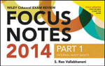 Wiley CIAexcel Exam Review 2014 Focus Notes : Internal Audit Basics Pt. 1 - S. Rao Vallabhaneni