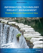 Information Technology Project Management - Jack T. Marchewka