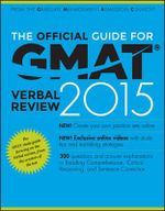 The Official Guide for GMAT Verbal Review 2015 With Online Question Bank and Exclusive Video - Graduate Management Admission Council (GMAC)