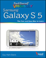 Teach Yourself Visually Samsung Galaxy S5 - Guy Hart-Davis