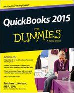 QuickBooks 2015 For Dummies - Stephen L. Nelson