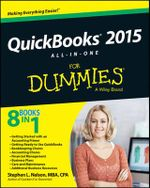 QuickBooks 2015 All-in-One For Dummies - Stephen L. Nelson