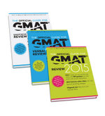 The Official Guide for GMAT Review 2015 Bundle (Official Guide + Verbal Guide + Quantitative Guide) - Graduate Management Admission Council (GMAC)