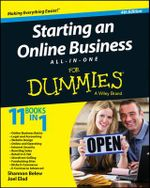Starting an Online Business All-in-One For Dummies - Shannon Belew