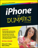 iPhone For Dummies : 8th Edition - Edward C. Baig