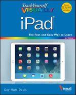 Teach Yourself Visually iPad - Guy Hart-Davis