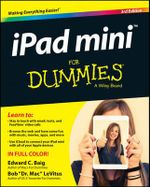 iPad Mini For Dummies - Edward C. Baig