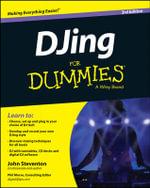 DJing For Dummies - John Steventon