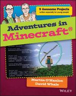 Adventures in Minecraft : Adventures in ... - David Whale