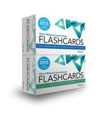 Wiley CMAexcel Exam Review 2015 Flashcards : CMA Exam Review Complete Set - Wiley