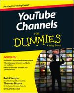 YouTube Channels For Dummies - Stan Muller