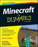 Minecraft For Dummies - Jesse Stay