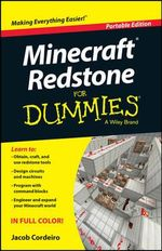 Minecraft Redstone For Dummies - Jacob Cordeiro