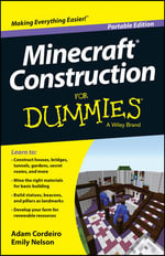 Minecraft Construction For Dummies - Adam Cordeiro