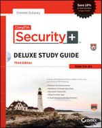 CompTIA Security+ Deluxe Study Guide : SY0-401 - Emmett Dulaney